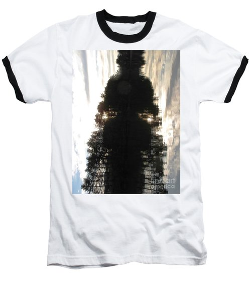 Baseball T-Shirt featuring the photograph Do You See? by Melissa Stoudt