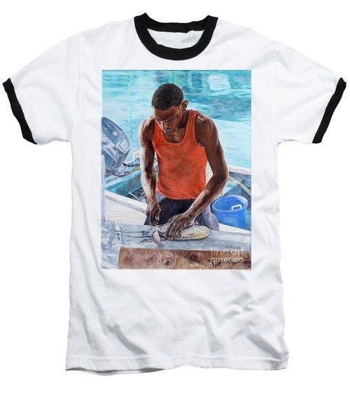 Dockside Baseball T-Shirt