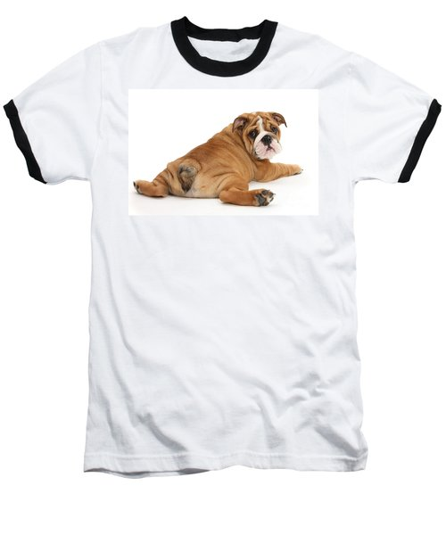 Does My Bum Look Big In This? Baseball T-Shirt