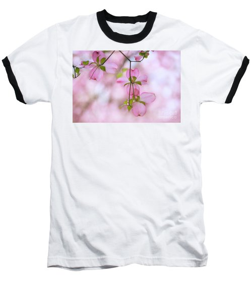 Dogwood Sunset Baseball T-Shirt