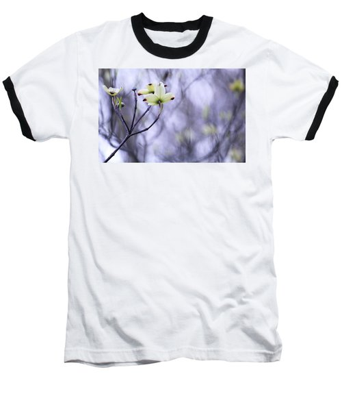 Baseball T-Shirt featuring the photograph Dogwood by Tammy Schneider