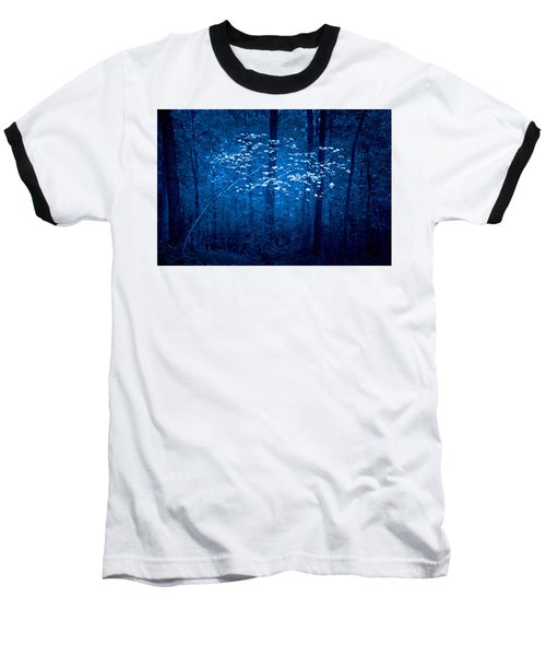Baseball T-Shirt featuring the photograph Dogwoods Of Texas by Linda Unger
