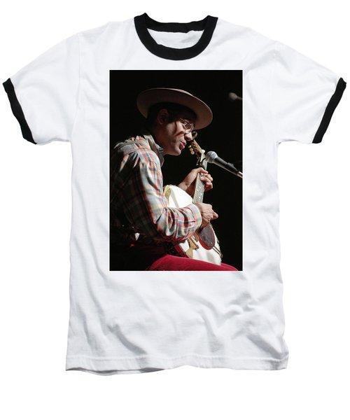 Dom Flemons Baseball T-Shirt