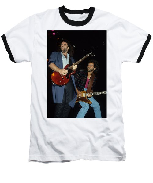Don Barnes And Jeff Carlisi Of 38 Special Baseball T-Shirt