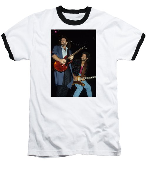 Don Barnes And Jeff Carlisi Of 38 Special Baseball T-Shirt