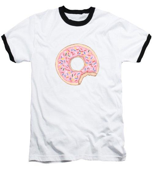 Donut Baseball T-Shirt