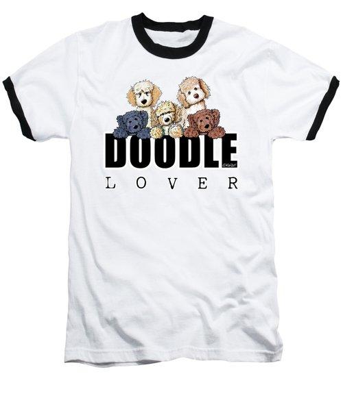 Doodle Lover Baseball T-Shirt