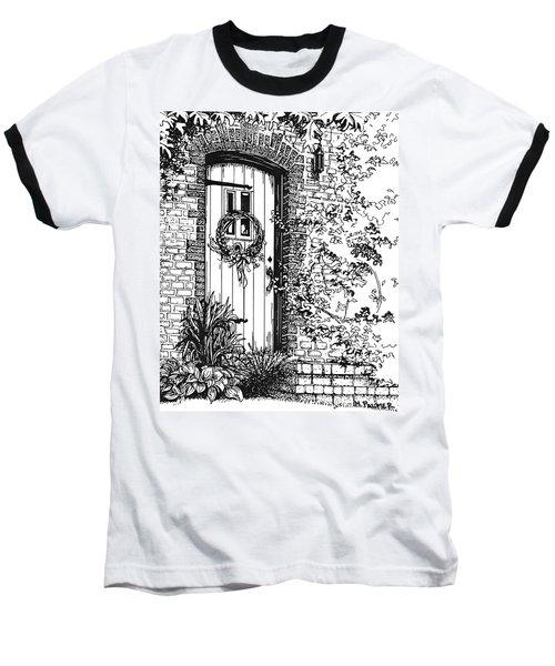Door Baseball T-Shirt