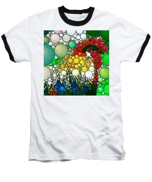 Dotty Doodle Doo Baseball T-Shirt