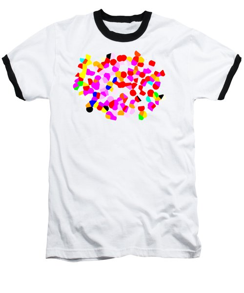 Dotty Hippo No.7 Baseball T-Shirt