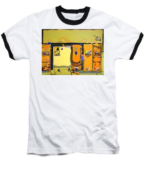 Double Door Power Play Baseball T-Shirt