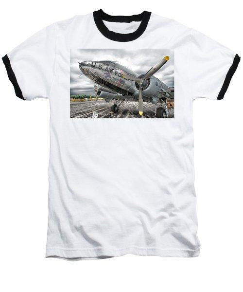 Douglas C-47 Skytrain Baseball T-Shirt