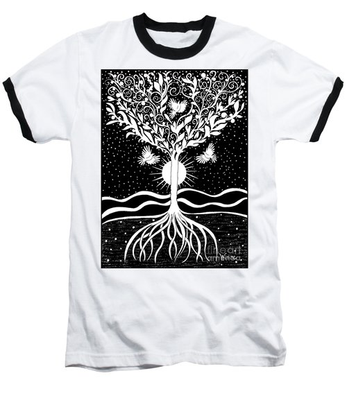 Dove Tree Baseball T-Shirt