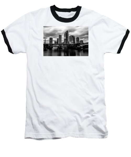Downtown Tampa Baseball T-Shirt