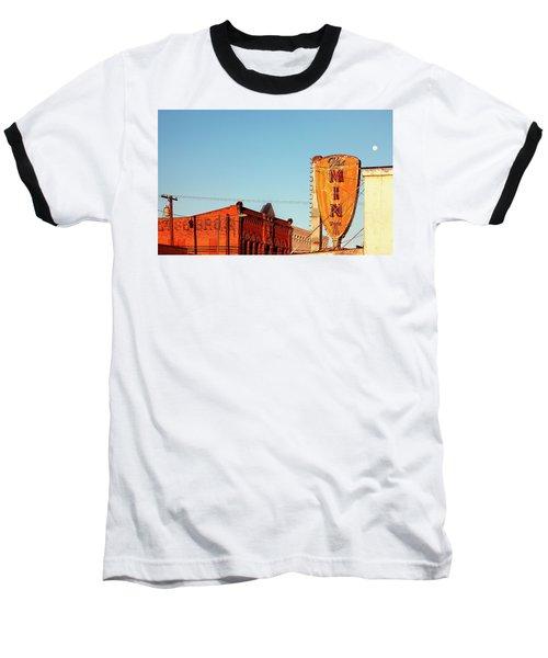 Downtown White Sulphur Springs Baseball T-Shirt