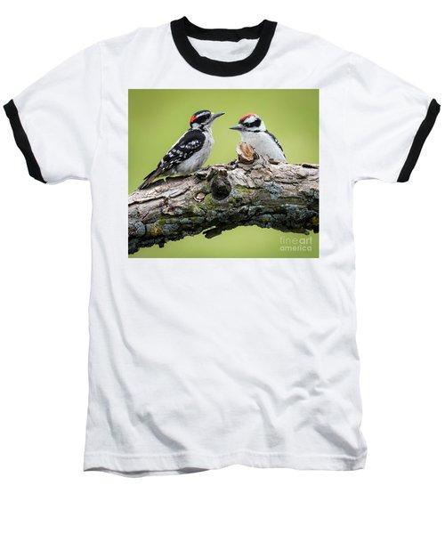 Downy Love Baseball T-Shirt