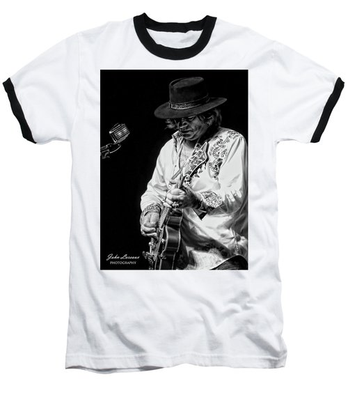 Dr. Phil Bw Baseball T-Shirt
