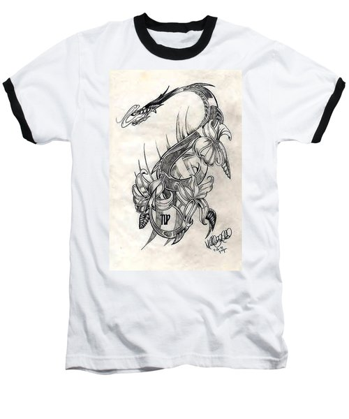 Dragon Baseball T-Shirt