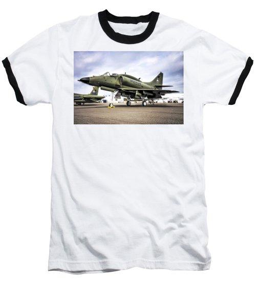 Douglas A-4m Skyhawk II Baseball T-Shirt