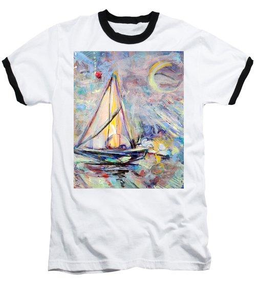 Dream Boat Baseball T-Shirt