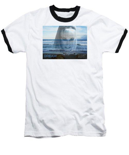 Dream Baseball T-Shirt by Megan Dirsa-DuBois