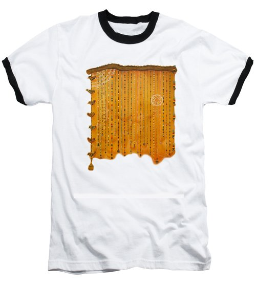 Dreamcatcher Baseball T-Shirt by Deborha Kerr