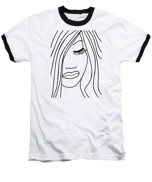 Dreamer - Contemporary Woman Baseball T-Shirt
