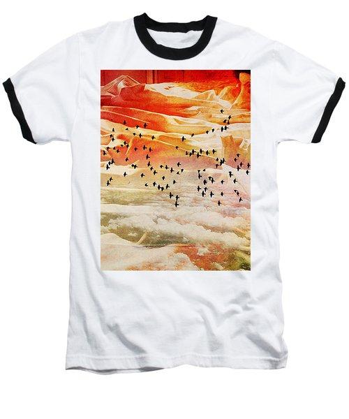 Dreaming Between The Sheets Baseball T-Shirt