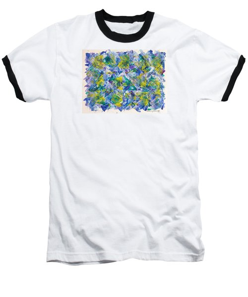 Dreaming Of Winter Baseball T-Shirt