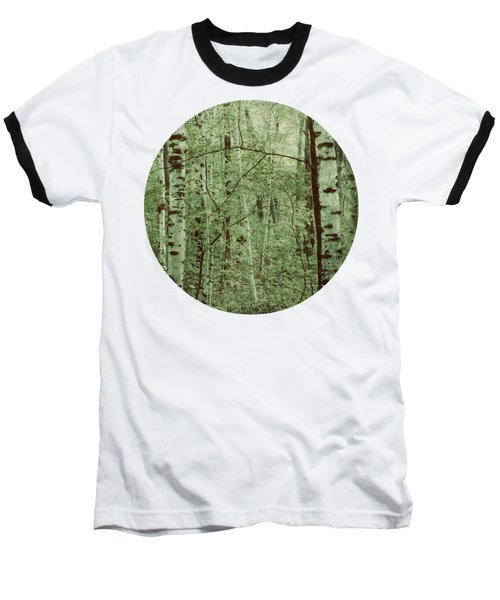 Dreams Of A Forest Baseball T-Shirt