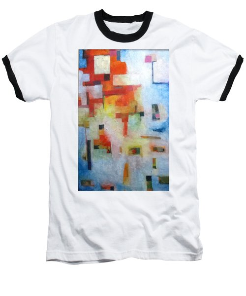 Dreamscape Clouds Baseball T-Shirt