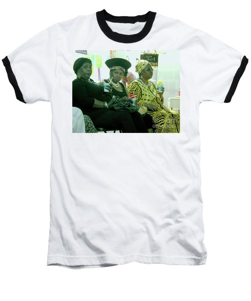 Dressed To The Nines Baseball T-Shirt