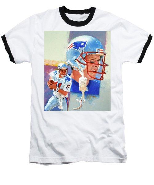 Drew Bledsoe Baseball T-Shirt
