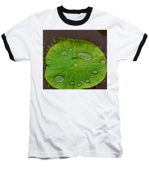 Droplets I Baseball T-Shirt