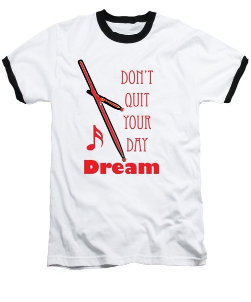 Drum Percussion Fine Art Photographs Art Prints 5020.02 Baseball T-Shirt by M K  Miller