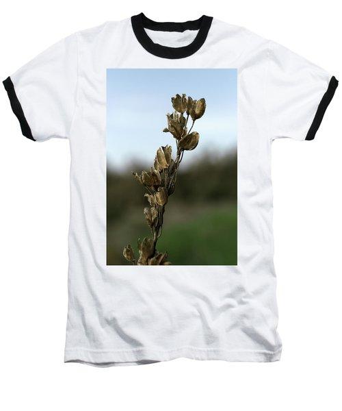 Drying Flower Baseball T-Shirt