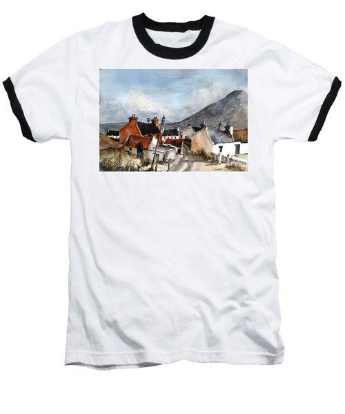 F 701  Dugort Clachan Achill Mayo Baseball T-Shirt