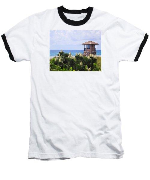Dune Yucca Baseball T-Shirt