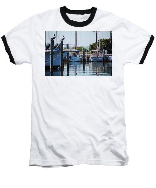 Duneden Fl. Baseball T-Shirt by Robert Meanor