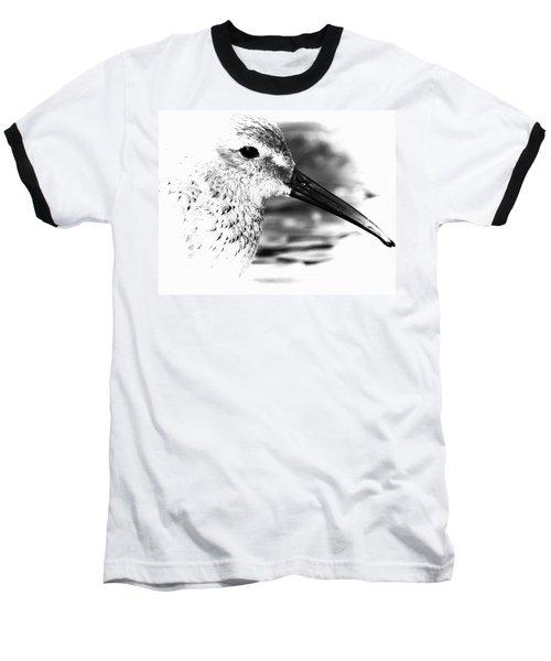 Dunlin Sandpiper Baseball T-Shirt