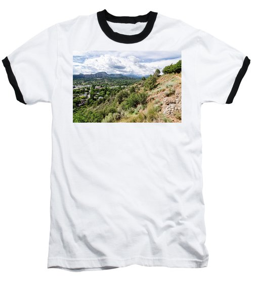 Baseball T-Shirt featuring the photograph Durango No.1 by Margaret Pitcher