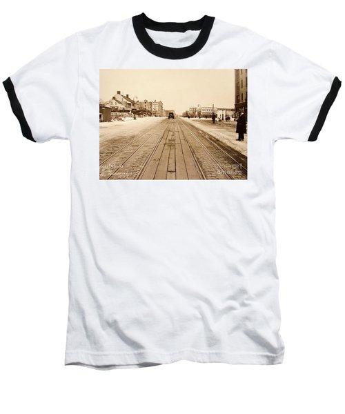 Dyckman House, 1928 Baseball T-Shirt