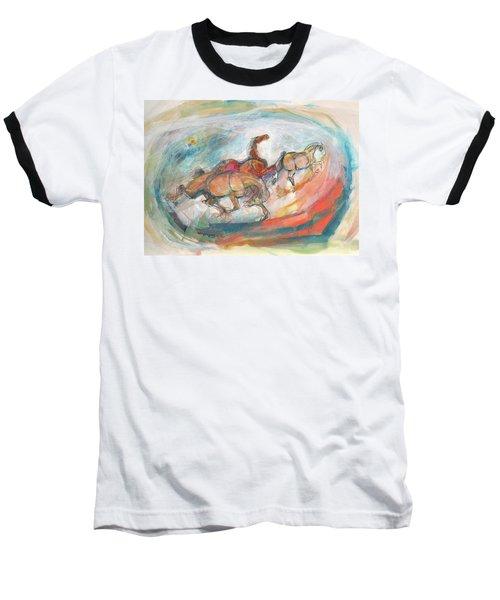 Dynamic Run Baseball T-Shirt