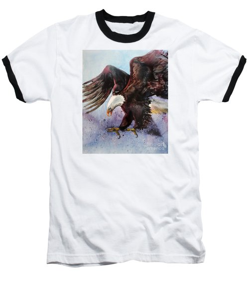 Eagle Of Light Baseball T-Shirt