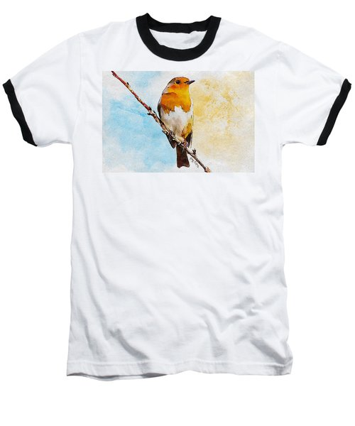Early Spring Baseball T-Shirt by Greg Collins