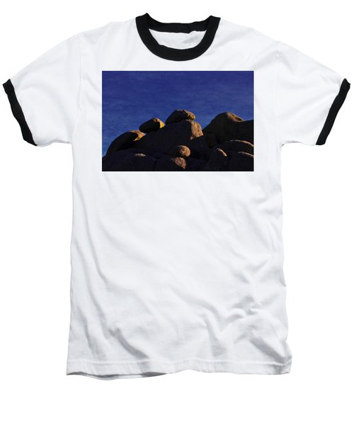 Earth And Sky Baseball T-Shirt