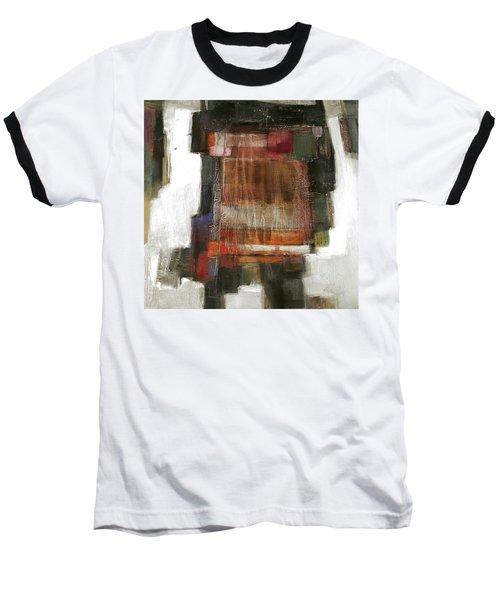 Orange Home Baseball T-Shirt