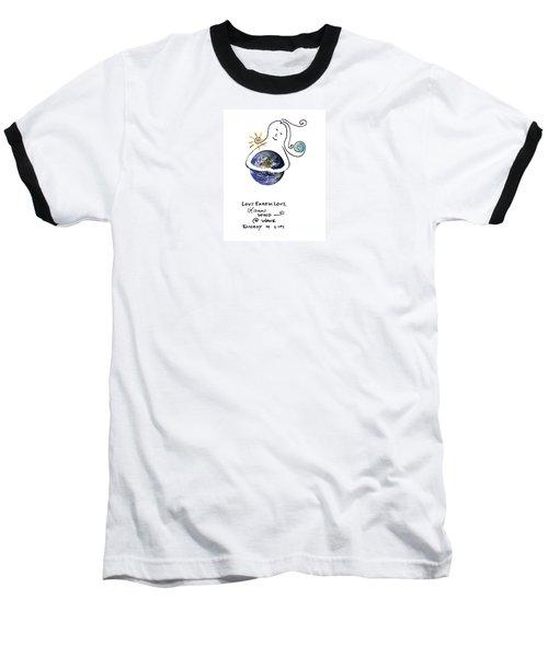 Earthhugger Baseball T-Shirt