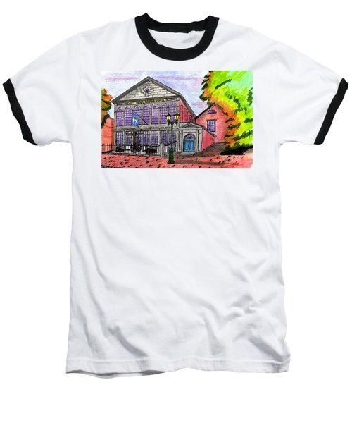East India Mall Baseball T-Shirt