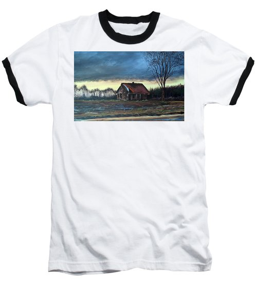 East Of Eden Baseball T-Shirt
